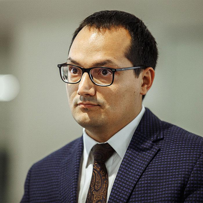 Данил Назипович Сергеев